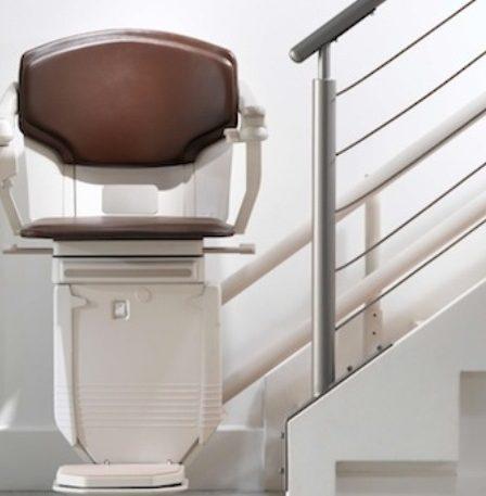 Qui achètera des monte-escaliers d'occasion